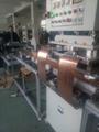 全自動磁性門帘焊接機 3