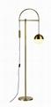 Adjustable metal floor lamp 1