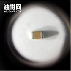 深圳美隆貼片電容 0603 X7R 102K(1nF) 50V ±10%