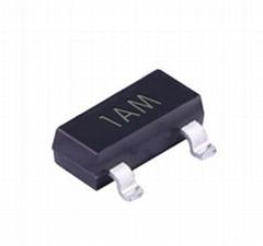 深圳长电(JCET)三极管 MMBT3904 1AM SOT-23