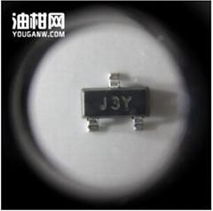 深圳长电(JCET)三极管 S8050 SOT-23