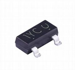 深圳乐山无线电三极管L8050QLT1G SOT-23 NPN