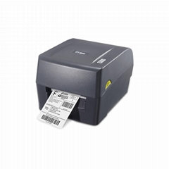 Support printing various material label papers barcode thermal printer