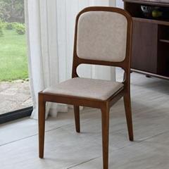 各式餐廳北歐實木餐椅訂做廠家直銷
