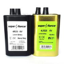 Blockbatterie IEC 4R25 6V 7Ah Quecksilberfrei Batterie Hochleistungsbatterie (Hot Product - 1*)
