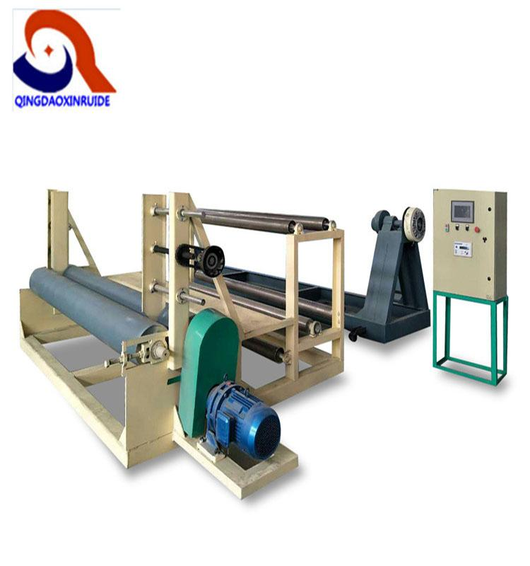 Automatic Hot Stamping Foil Film Roll Slitting And Rewinding Machine 1
