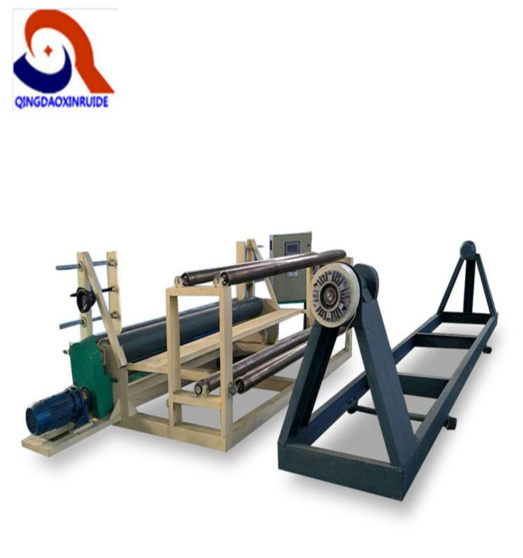 Automatic Hot Stamping Foil Film Roll Slitting And Rewinding Machine 2