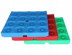 食品塑料托盤桶裝水專用隔板
