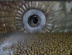 grinding balls;grinding steel balls;forged grinding balls