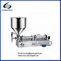 Semi Automatic Cream filling machine