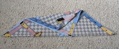 Louis Vuitton DamierAzur Summer Trunk Collection 2018 Scarf Bandana lv scarves