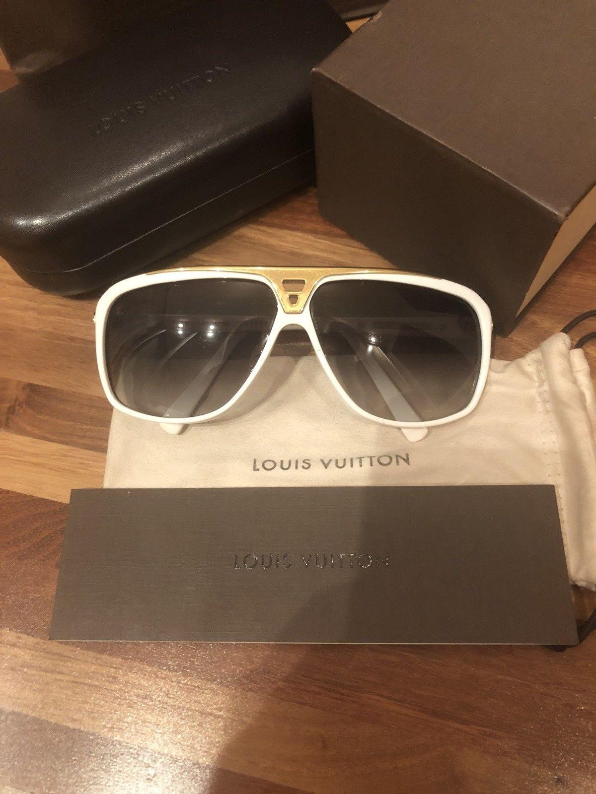 238b9e9900 Louis Vuitton LV Millionaire Evidence Sunglasses designer eyewear cheap lv  sale ...