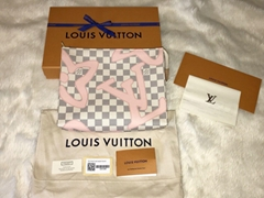 LOUIS VUITTON Limited Edition Toiletry 26 Pouch Clutch Tahitienne Pink lv purse