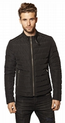 NEW Moose Knuckles Fullcrest Quilted Down Jacket Men's