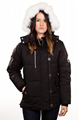MOOSE KNUCKLES women jacket Shearling
