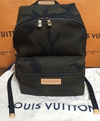 Louis Vuitton x Supreme Apollo Backpack Camouflage Camo lv fashion luxury bags