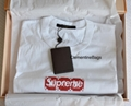 Supreme Louis Vuitton 17Awlv Monogram T-Shirt