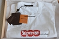 Louis Vuitton Supreme Logo Teel Box cotton T-Shirt Monogram Lv men women tee