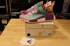Human Race NMD Pharrell Holi Festival Chalk Coral Pharrell Williams shoes