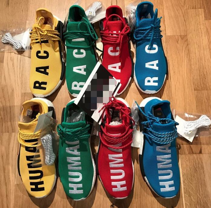 "73fd50620 Adidas Pharrell Williams NMD Human Races ""Hu Race"" cheap sport shoes  discount ..."