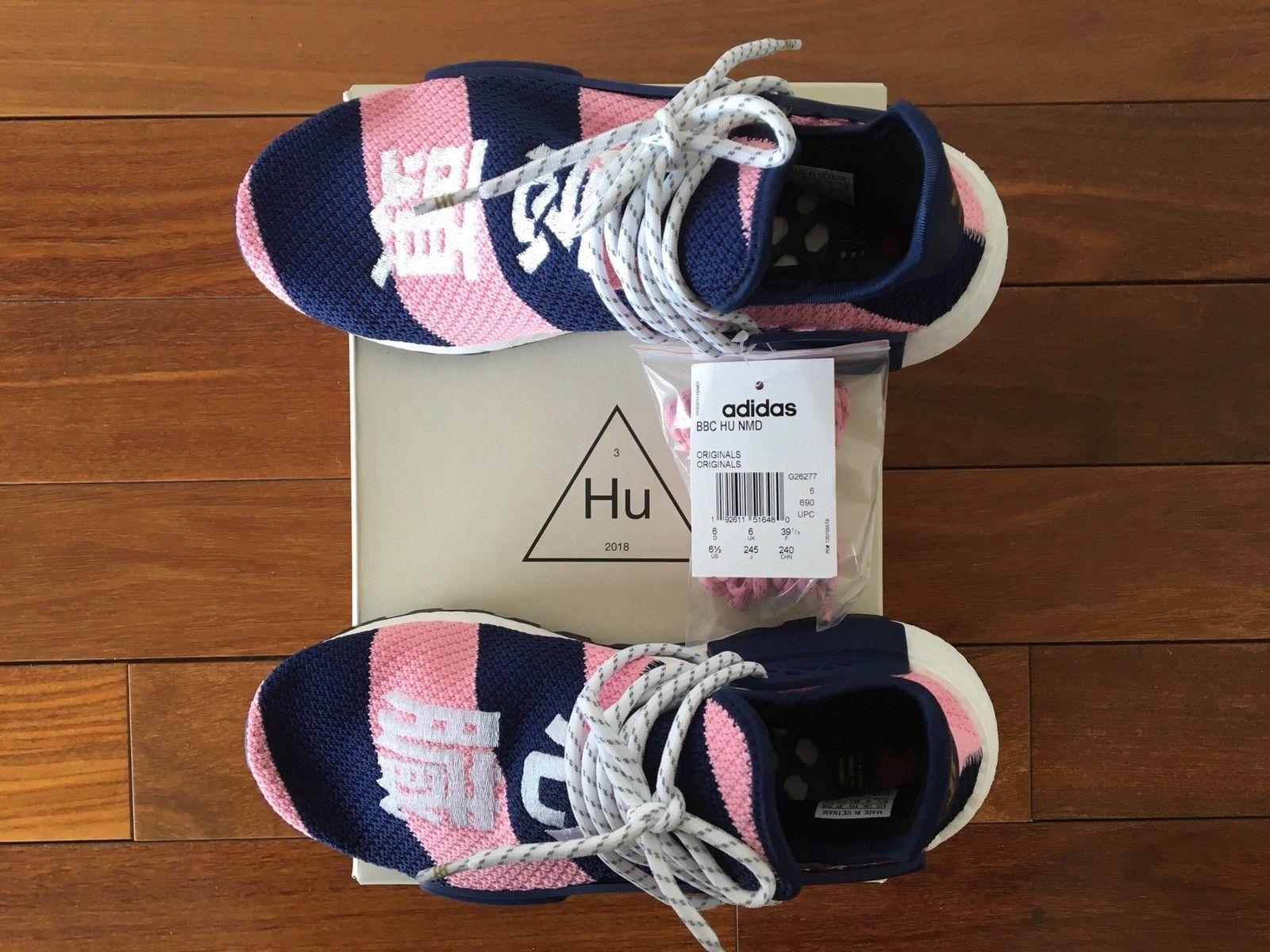2961092ab3863 ... Billionaire Boys Club x Adidas Nmd Hu Pharrell 8-13 BBC Human Race  discount shoe ...