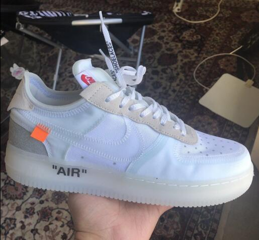 Off-White Nike Air Force 1 One Low The