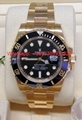 Rolex Submariner Date 116618LN Yellow