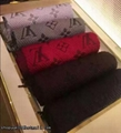 LOUIS VUITTON Bandeau LV World Marron