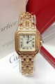 Cartier Panthere W25022N3 22mm Yellow