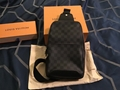 Louis Vuitton Damier Shoulder Crossbody