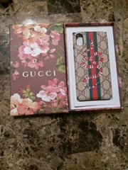 GUCCI BLOOM CASE FOR IPHONE X