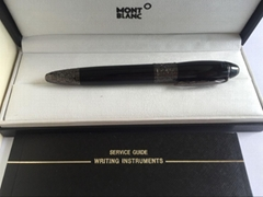 Montblanc Writers Limited Edition Daniel Defoe Rollerball Pen Black