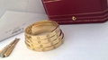 Cartier 18K Yellow Gold Love Bracelet Bangle Shop Cartier Love Bracelets cheap