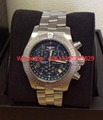Breitling Avenger Seawolf Chronograph A73390 Blue Dial - Box & Paperwork