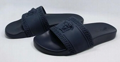 Men's VERSACE Palazzo Medusa Slide Sandals in 3colors discount shoes online sale