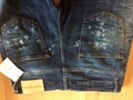 Pierre Balmain paint splatter jeans!Brand new with tags womens mens luxury brand