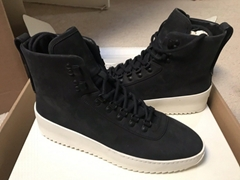 Fear Of God Black OG Hiking Sneaker men women boots shoes fashion cheap sale