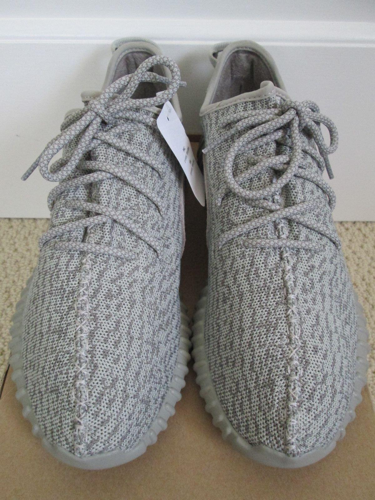 1b773508f ... Adidas Yeezy Boost 350 Moonrock Agagra AQ2660 Sneakers Men s women  fashion shoes 12