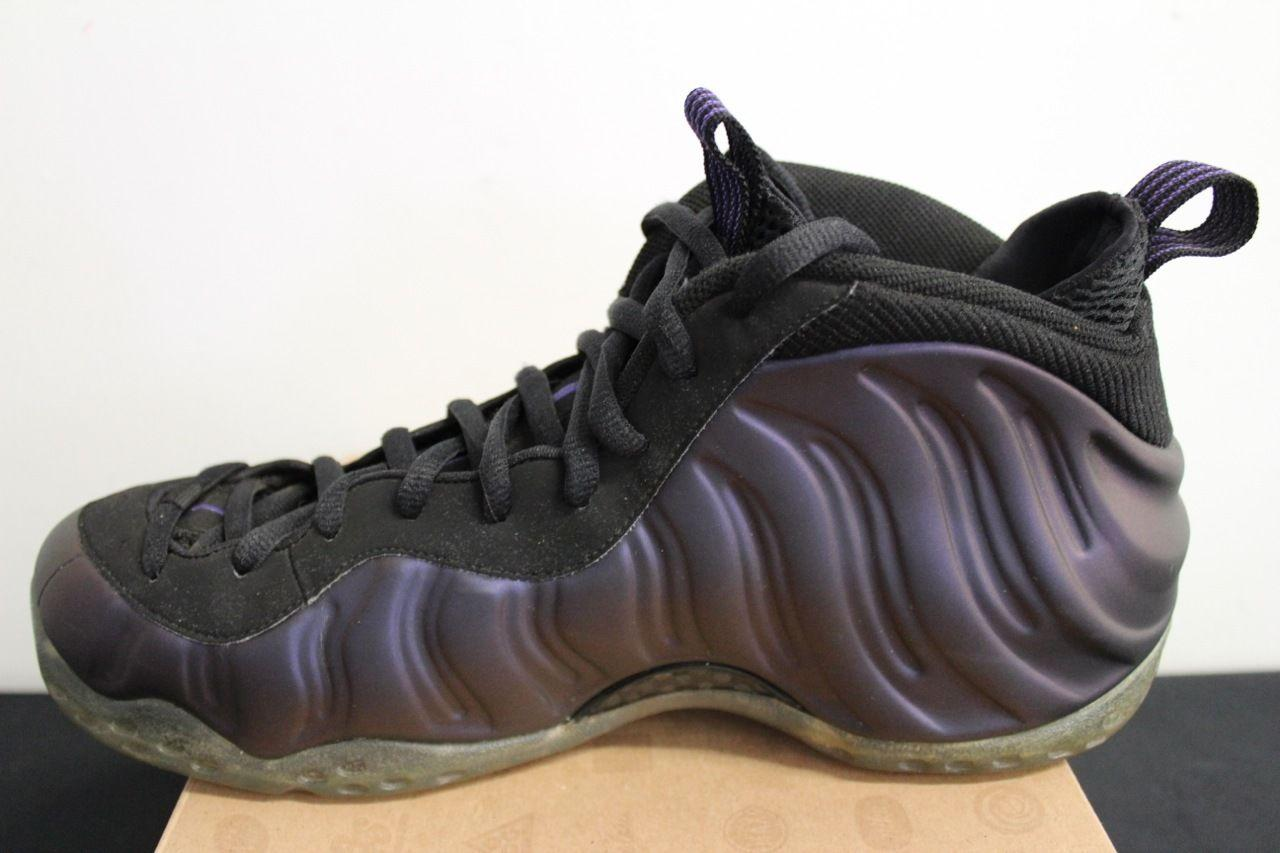 Nike Air Foamposite One Eggplant Purple Sneakers Men womens mens luxury brand