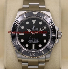 Rolex Sea-Dweller 116600 SD4K Ceramic 40mm rolex submariner oyster perpetual