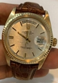 Rolex 18K Gold President 1803 Day-Date