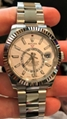 Rolex Sky-Dweller Oyster Stainless/WG