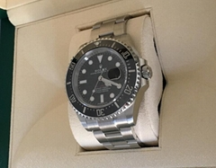 Rolex 43MM Red Sea-Dweller 126600 4000ft Ceramic Box & Papers 2018