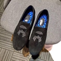 Fendi Monster Fur Evening Slipper evening slipper in suede with monster eyes