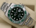 Rolex Submariner 116610LV Green Dial