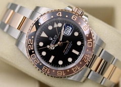 Rolex GMT-Master II 126711CHNR Steel/Rose Gold Root Beer - 2018 Unworn (Hot Product - 1*)