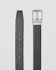 Burberry Reversible London Leather buckle Belt men