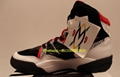 Adidas Dikembe Mutombo Rare Black Red 55 Sneakers Men s Size available