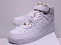Nike Just Don Air Force One AF1 White