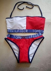 Tommy Hilfiger Seamless Bikini Tommy logo swimsuits